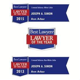 Ann Arbor criminal attorney top rated Joe Simon